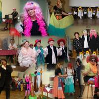 01 Collage Fasching 2018